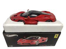 Ferrari LaFerrari La Ferrari 1:18 Hot Wheels Elite
