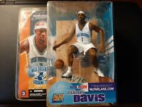 BARON DAVIS MCFARLANE TOYS ACTION FIGURE Basketball NBA New New Orleans Hornets