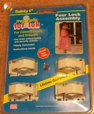 Safety 1st magnetic tot lok