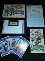 ⭐ GENSO SUIKODEN CARD STORIES NINTENDO GAME BOY ADVANCE JAPAN JAP NTSC-J 🎌⭐