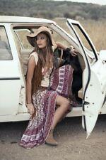 Spell Love Castaway Skirt Lilac gypsy boho festival unicorn tears