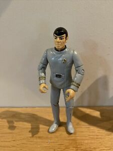 Star Trek the Motion Picture Action Figure SPOCK Loose No Acc Play Mates 1995