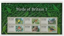 GB 2011 Birds of Britain I (1) Post and Go Presentation Pack VGC stamps