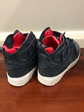 NIKE AIR FORCE 1 HI - SIZE 9 MENS US - USED - PRE-OWNED!!