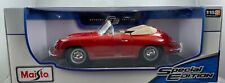 Maisto Porsche 356B (1961) , 1:18 Diecast Car (Red), Special Edition