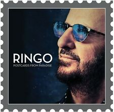 Postcards From Paradise - Ringo Starr (2015, CD NEUF)