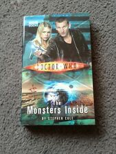 Doctor Who , Monsters Inside by Steve Cole (Paperback, 2005)