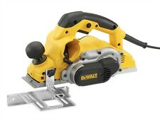 Dewalt Professional Planer in Kit Box 1050 Watt 240 Volt D26500K