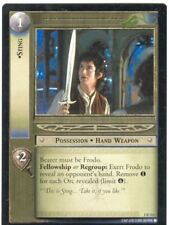 Lord Of The Rings CCG FotR Card 1.R313 Sting