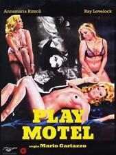 Dvd Play Motel - (1979) *** Contenuti Extra ***.....NUOVO