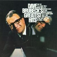 """DAVE BRUBECK """"GREATEST HITS"""" CD +++ NEW+"""