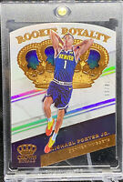 Michael Porter Jr. 2018-19 Panini Crown Royale Rookie Royalty #36 Nuggets 78/99