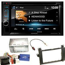 Kenwood DDX-4017DAB Digitalradio USB Einbauset für Mercedes Viano Vito W639