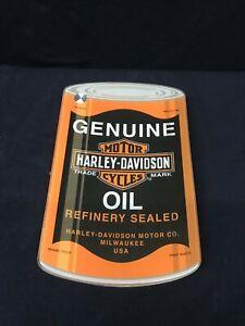 Harley Davidson Oil Can Cutting Board Cheese Set