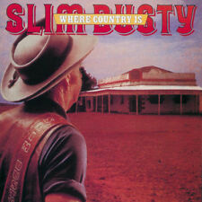 Country Near Mint (NM or M -) Slim Dusty Vinyl Records