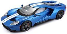 Coches, camiones y furgonetas de automodelismo y aeromodelismo Ford GT de escala 1:18