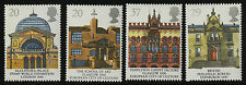 Great Britain   1990   Scott #1314-1317    Mint Never Hinged Set
