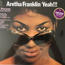 Aretha Franklin / Yeah!!!(180g Limited Edition Vinyl), Pure Pleasure