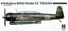 B6N2 MODEL 12 TENZAN TORPEDO-BOMBER (JAPANESE MKGS)#72016 1/72 HOBBY2000/FUJIMI