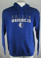 Dallas Mavericks NBA Blue Long Sleeved Pullover Fleece Hoodie XLT 2X 3XT 5X
