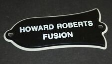 1990's Gibson Howard Roberts Fusion Truss Rod Cover 0422TC5