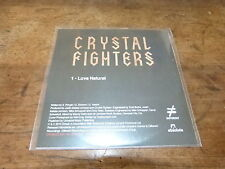 CRYSTAL FIGHTERS - CD collector 1T / 1 track promo CD !!! LOVE NATURAL !!!