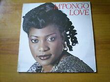 M'PONGO LOVE Basongueur LP SAFARI SOUND 1983