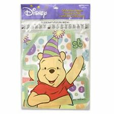 Disney Winnie the Pooh 1st Birthday Party  Celebration Banner  8 FT 5 IN LONG