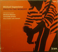 CD MICHAEL SAGMEISTER - true to the momento, nuevo - embalaje original