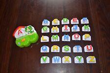 Leap Frog Fridge Phonics Scout Dog Magnetic Letters ABC Alphabet Set Complete
