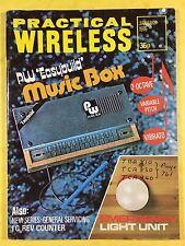 PRACTICAL WIRELESS Magazine - January 1976 - PW Easybuild Music Box