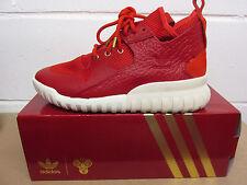Adidas Originals Tubular X CNY AQ2548 Mens Hi Top Trainers Sneakers