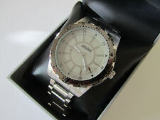 Kenneth Cole Unlisted Mens Stainless Steel Watch UL2055