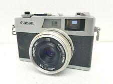 CANON 28 35mm camera w/ Canon 40mm 1:2.8
