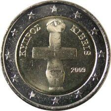 Pièces euro de Chypre Année 2009