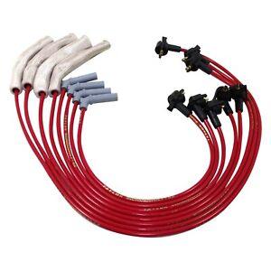 Taylor Spark Plug Wire Set 82221; ThunderVolt 8.2mm Red 115 for ...