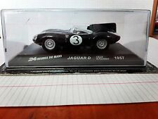 JAGUAR D   24 HORAS LEMANS  1957    IXO 1/43 NEW