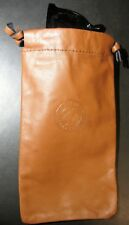 SALE! Saddle Leather MARLBORO COUNTRY STORE Sunglasses Case + Great for STUFF!!
