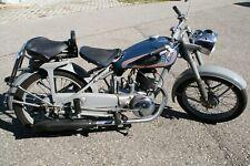 Oldtimer Motorrad Viktoria 1951