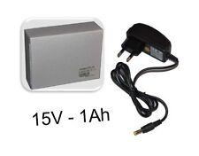 Alimentatore switching 15V 1A (adatto per videocamere CCTV) - F15V-1A