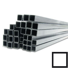 (3) Square Carbon Fiber Tube SQUARE INSIDE 8.0mm x 8.0mm x 6.5mm x 1000mm