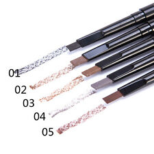 Waterproof Eye Brow Black Brown Makeup Cosmetic  Long Lasting Eyebrow Pencil GT