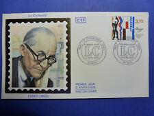 LOT 12804 TIMBRES STAMP ENVELOPPE ARCHITECTURE FRANCE ANNEE 1987