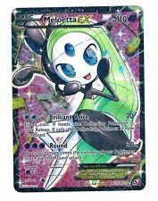 Meloetta EX 5/99 Basic HP 110 Full ART NM-MT Pokemon Card 2013 RC25/RC25