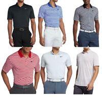 Nike Men's Victory Striped Dri-Fit Golf Polo - NWT 891239