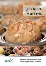 LECKERE MUFFINS geeignet für Thermomix TM5 TM31 Rezepte Muffin Kochstudio-Engel