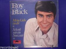 """★★ 7"""" - ROY BLACK - Meine Liebe Zu Dir - Schenk Mir Ein Souvenir"""