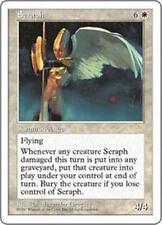 SERAPH Fifth Edition MTG White Creature — Angel RARE