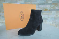 4e36409b28c Tods Tod ´S Ankle Boots Size 39 Boots Boots Shoes Black New Previously