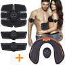Muscle Exerciser Fitness EMS Abdominal Butt Stimulator Electric Slimming Massage